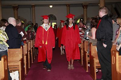St. Paul Graduation 2012