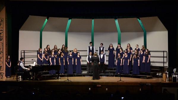 WHS Spring Chorus Concert 2015
