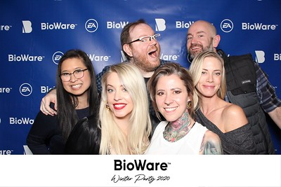 BioWare Winter Party 2/21/2020