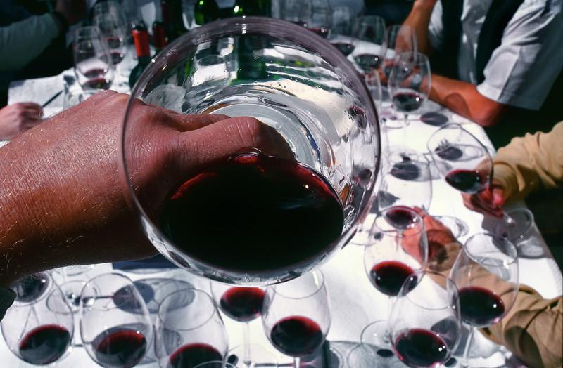 Degustación de vino por expertos