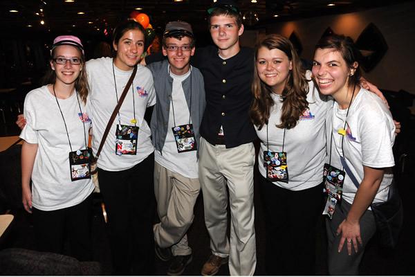 Youth Tour to Washington DC June 15-21, 2012 21252