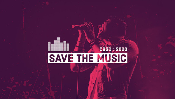 Save the Music - Posters