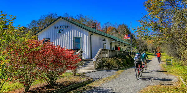 The Virginia Creeper Trail