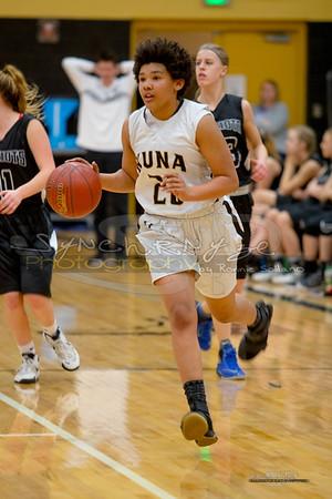 Kuna HS Ladies Basketball