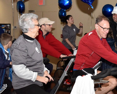 JCC Special Needs Cyclethon 022518