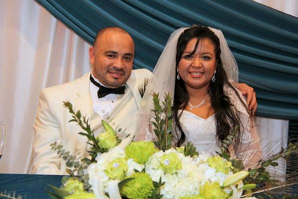 Mr & Mrs Mejia