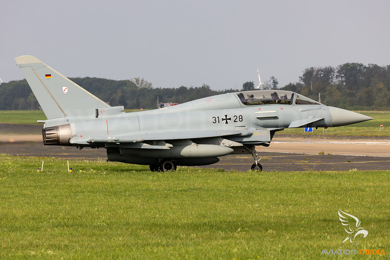 Germany - Air Force | Eurofighter EF2000(T) Typhoon | 31+28