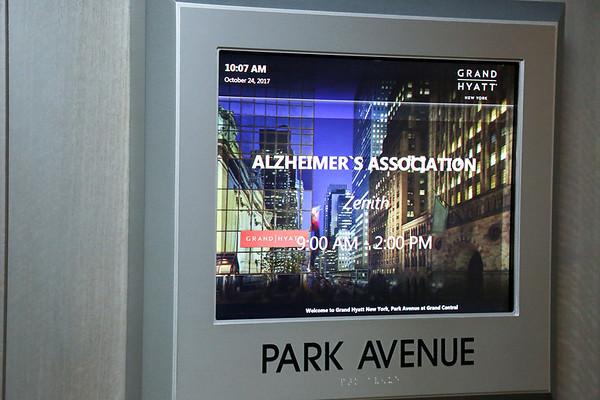 Alzheimer's Association 10.24.17