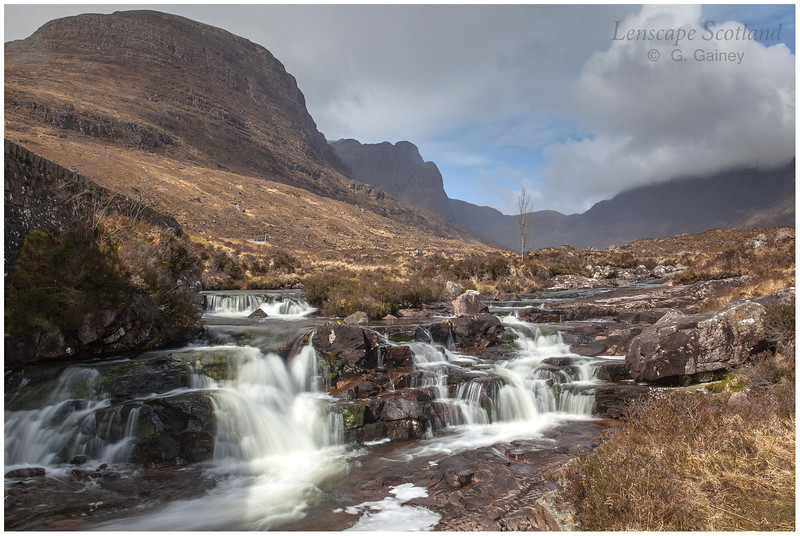 Russel Burn and Coire nan Arr (1)
