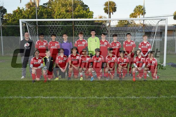 Boys Soccer vs West Shore 01 08 2020 RG