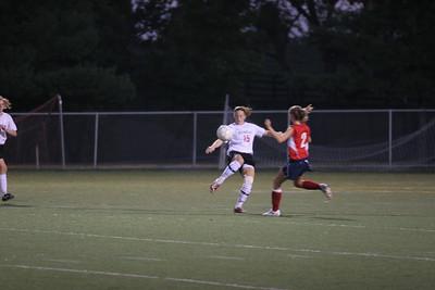 Dunbar Soccer vs Anderson County