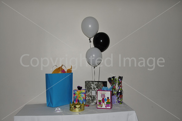 Jessica Marley 30th Birthday Bash