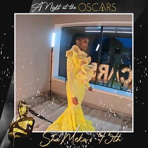 A Night at the OSCARS... ShaMeka's 45th