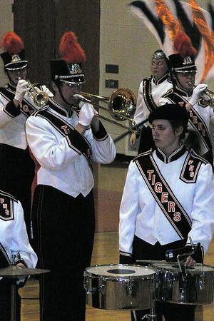 2006-11-05 - John & Farmington HS Marching Band