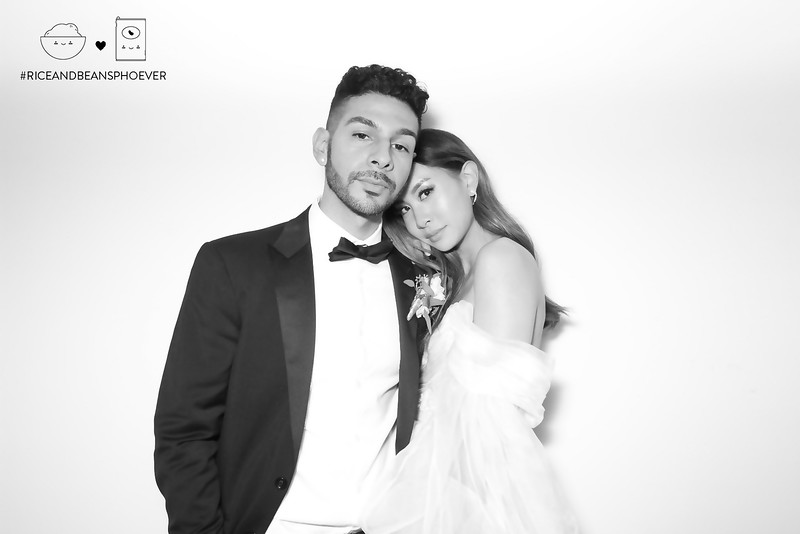 Gomez Wedding (BW SkinGlow Booth)