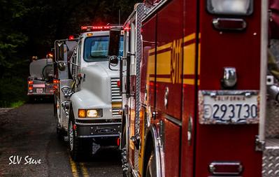 Granite Creek Fire - March 2018