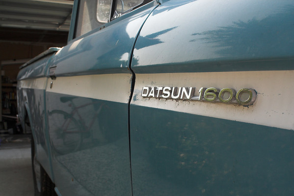 """The 1970 Datsun PL521 - """"Oldie but a Goodie"""""""