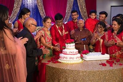 Bhavin & Shipti Parikh - Silver Anniversary