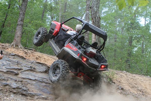 Superlift RZR Rocks 2011
