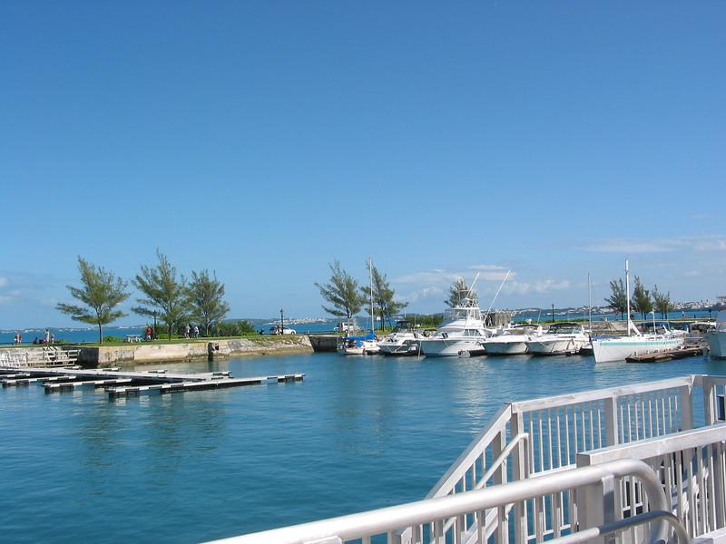 Bermuda - Dockyard, Hamilton