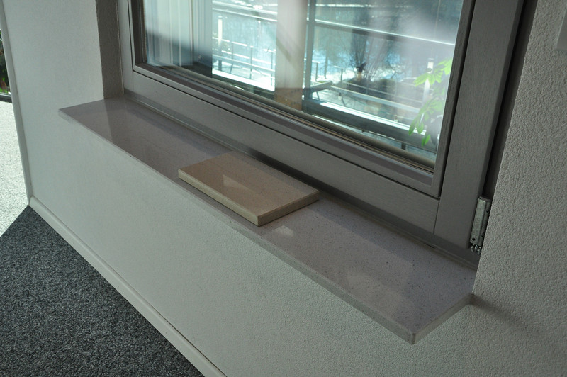 Innenfensterbank (Bibliothek)