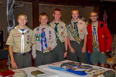 10-30-2014 Rohn's Eagle Scout Award