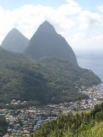 Day 6 - St. Lucia