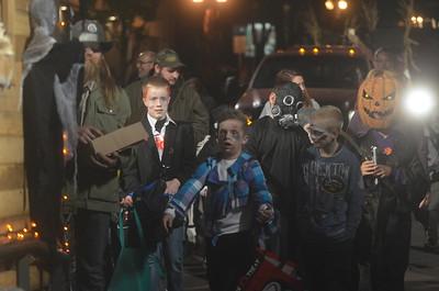 Danville Halloween Parade 2015