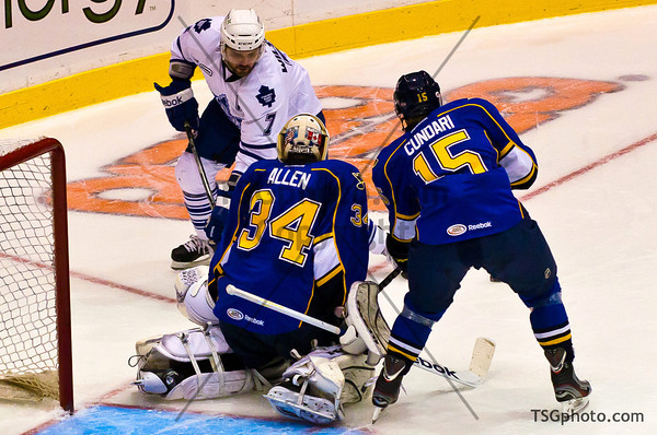 Nov 20 - Marlies vs Peoria Rivermen (  NOW POSTED - Future Starters, Flag Kids and Timbits pictures)