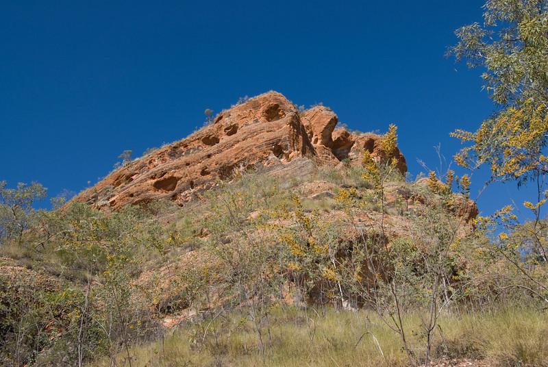 Sandstone Outcrop 2, Echidna Chasm, Purnululu National Park - Western Australia