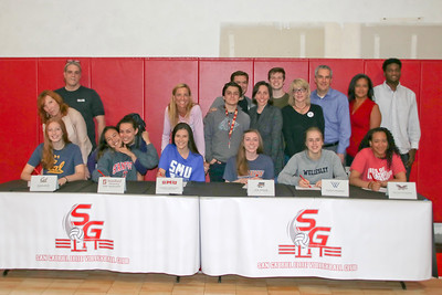 April Signing Day
