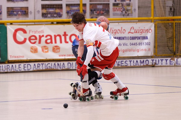 Semifinali: Correggio Hockey vs Roller Bassano