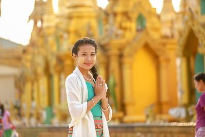 Shwedagon Pagoda_Tourism Photo