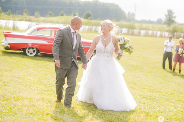 Julie and Ryan's Wedding Day