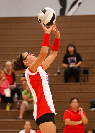 SNHS Volleyball vs WC 2012