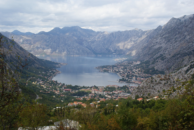 More Montenegro scenery.