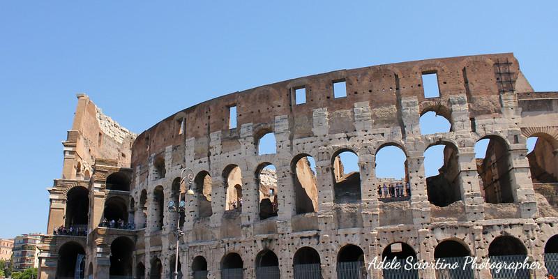 Coliseum ~ 70 AD