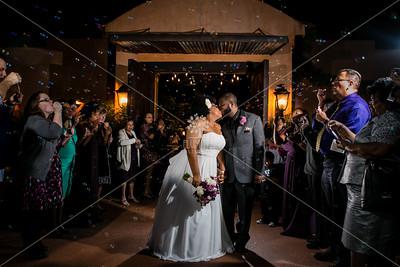Michele & LaVone • Wedding