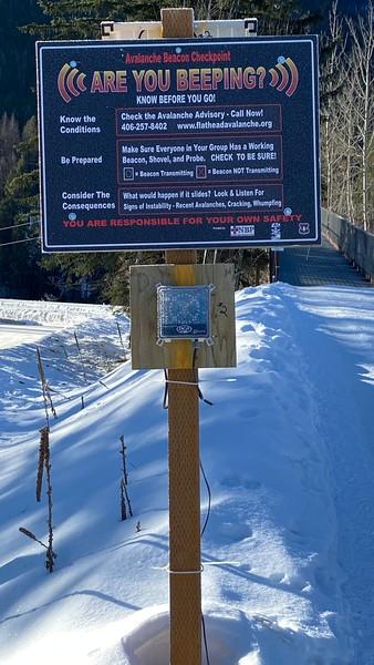 Шпагат длиною в 600 миль. Монтана. Зима 2021.