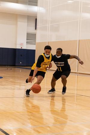 Basketball Spring 2021