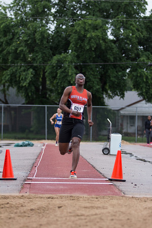 Outdoor Track Nationals - Hutchinson, Kan. (Day 3)