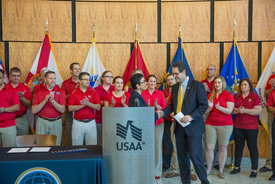 4-2-18 Tampa Veterans Medal and Bill Signing