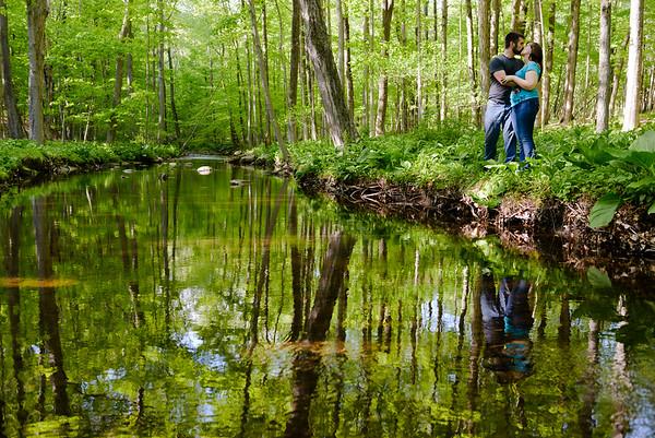 Sarah & Rick Engagement