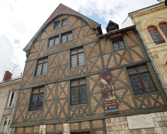 Maison de Jeanne d'Arc - Orleans