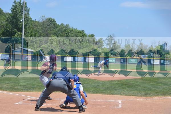 Livingston Manor vs Chapel Field Baseball