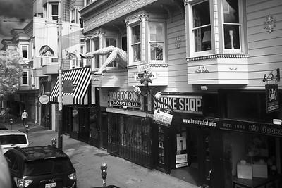 San Francisco and Road #1