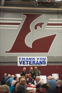 2019 UWL Veterans Breakfast and Veterans Wall of Fame dedication