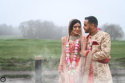 Anand & Amisha Hindu Wedding