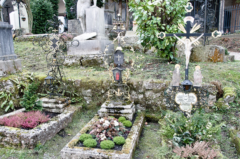 Cemetary at St. Peter's Abbey, Salzburg