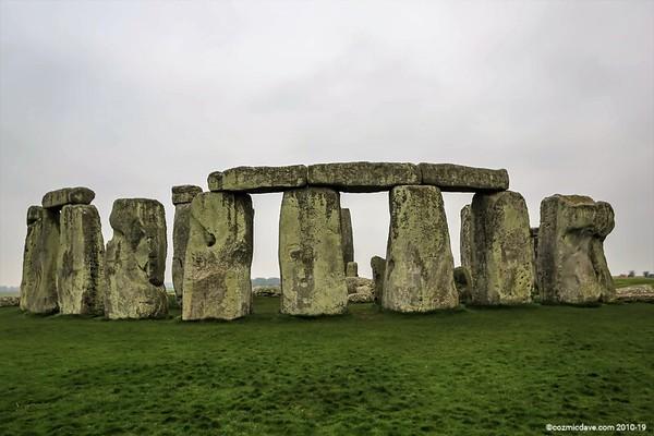 Stonehenge - Set 3